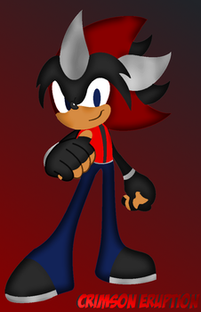 Crimson Eruption Re-made by red-flashTH18
