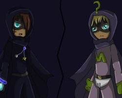 THE GUARDIAN HABLA CON MYSTERION by mimizazule06