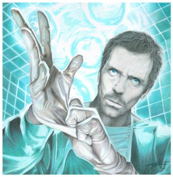 Dr. House by gunfighter6
