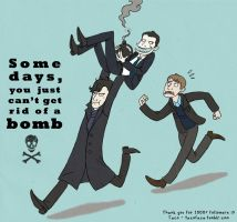Sherlock - Some Days... by taconaco