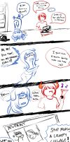 My friends are Trolls... by haleliwil