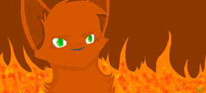 Firestar -The Hero- by sithdog1