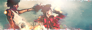 les twins by Recoobic