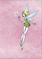 Tinkerbell commission by ball-jointed-Alice