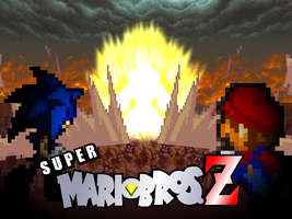 Super Mario Z Background by ehcorp