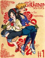 The Grimm Sisters cover 1 by PoisonApple88