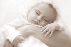 baby portrait by scata