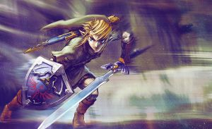 Link Wallpaper by EntexImmer