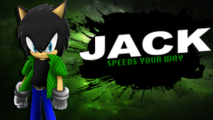 Super Smash Bros 4 Newcomer: Jack by sonic4ever760
