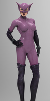 Catwoman Render 01 by TRDaz
