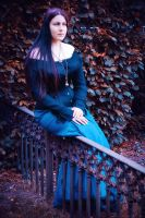In the garden by ulyce