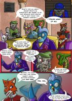 Sly Cooper: Thief of Virtue Page 103 by ConnorDavidson