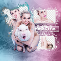 Photopack png 12: Miley Cyrus by iIAmFire