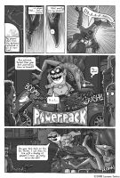 Poji and Dave: Issue 1 'Dancer in the Dark' Pg 03 by cart00nlion