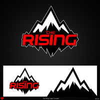 Rising Logo Concept one by Royds