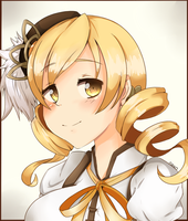 Mami Tomoe by Pyuuni