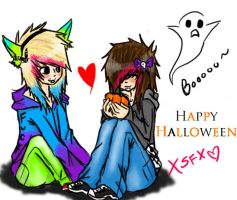 Happy Halloween by Styl-Fly