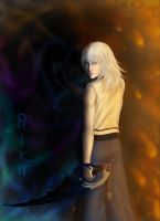 Riku--Into the Darkness by Erulisse2