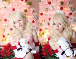 Happy Holiday Cosplay by Lycorisa
