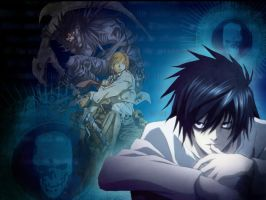Lawliet Again by assuvalover101