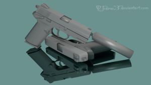 Guns Project by Jcdow3Arts