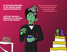 [RQ]Zombie Reception Party by Planet-i-Studios