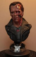 Terminator painted 1 by Alaneye