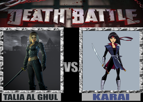 Death Battle Fight Idea 48 by Death-Driver-5000
