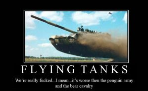 Flying Tank 6 by FireOps