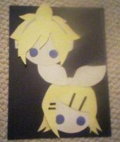 Len and Rin request by Mr-Sora-Majiggers102