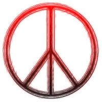 Peace Sign by BL8antBand