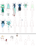 outfits: Ice by BattleStorm