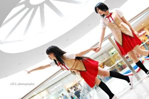 Toycon: School Rumble by z3LLLL