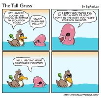 The Tall Grass 18 by BigRedJake