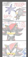 shadow the hedgehog comic 2 by missyuna