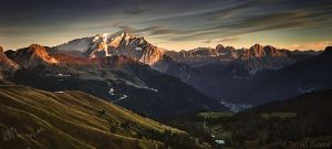 marmolada sunset by kihsleek