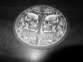 Avenged Sevenfold | Emblem (Hail to the King) 2013 by BetweenTheTeardrops