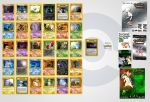 Fake Pokemon Card Collection 2 by lord-phillock
