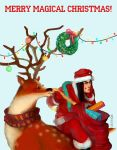 HP: Merry Christmas 2016 by ROTTEN-ARTS