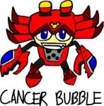 Cancer Bubble by tanlisette
