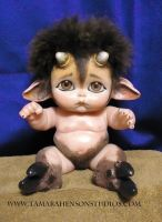 Baby Satyr is Finished! by briescha