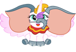 Behold your Princess by SilverMapWolf
