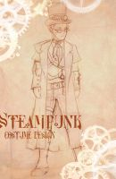 Steampunk Costume Male by sive