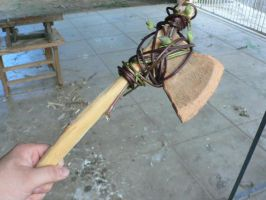stone age axe by nigellus