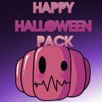 ~Pack Halloween~ by LuuEditionsSwag