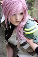 Lightning ~ Who's there? by GoddessOfValhalla