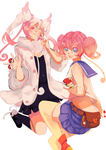 Fairy type trainers by Saylor-boo