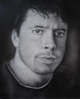 Dave Grohl by Haych86