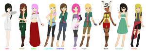 Doll Your OCs 2!!!! by DelpheneLightfoot