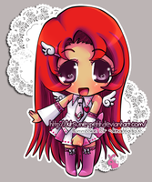 Chibi Jenai -commission- by Kitsune-Petit